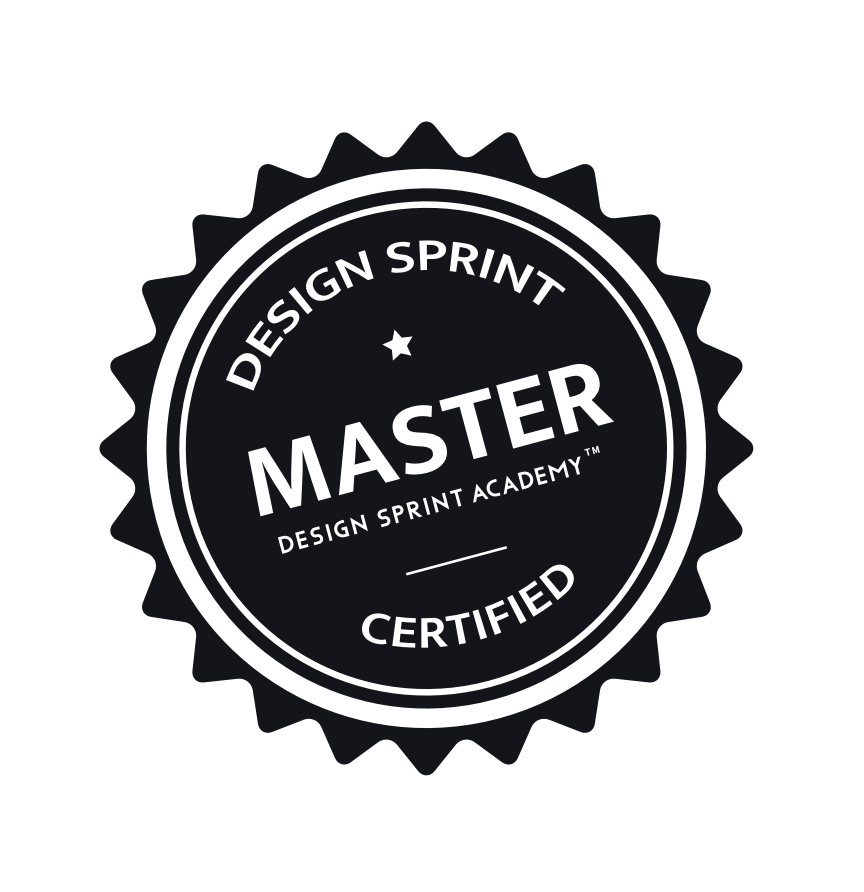 Design Sprint Master Badge